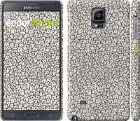 "Чехол на Samsung Galaxy Note 4 N910H Котята ""1171c-64"""
