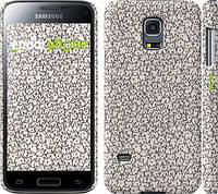 """Чехол на Samsung Galaxy S5 mini G800H Котята """"1171c-44"""""""