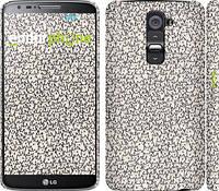 """Чехол на LG G2 Котята """"1171c-37"""""""