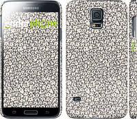 "Чехол на Samsung Galaxy S5 g900h Котята ""1171c-24"""