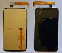 HTC One X S720e G23 дисплей + сенсор оригінальний тачскрін