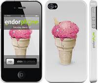 """Чехол на iPhone 4 Мороженко """"2535c-15"""""""