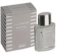 Туалетная вода Platinum Crystal edt  M 100 ml