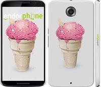 """Чехол на Motorola Nexus 6 Мороженко """"2535c-67"""""""