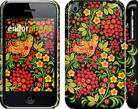 "Чехол на iPhone 3Gs Хохлома 2 ""250c-34"""