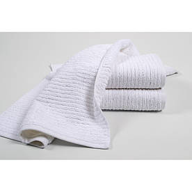 Полотенце махровое Penelope - Nora white белый 50*70