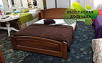 Кровать полуторная  Едель из массива бука. ТМ Дримка