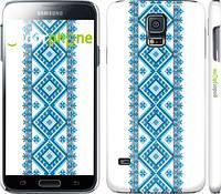 "Чехол на Samsung Galaxy S5 Duos SM G900FD Вышиванка 23 ""591c-62"""