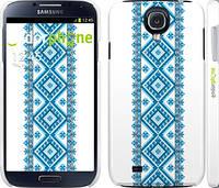 "Чехол на Samsung Galaxy S4 i9500 Вышиванка 23 ""591c-13"""