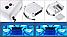 Ультрафиолетовая лампа для ногтей 36Вт таймер 120сек 4 лампочки D1001 сушка сушилка гель лака, фото 4