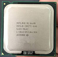 Процессор Intel Core 2 Quad Q6600 (8M Cache, 2.40 GHz, 1066 MHz FSB)