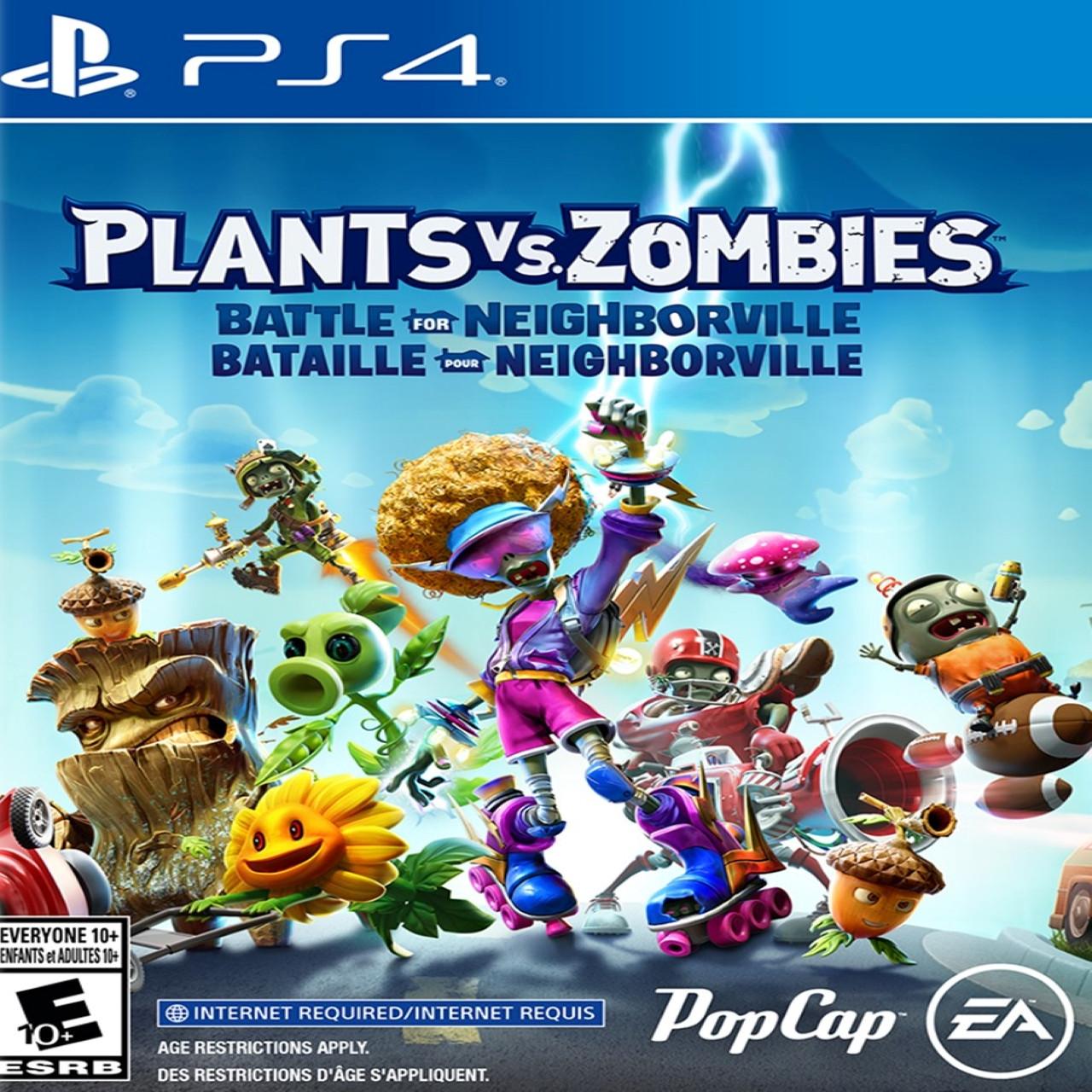 Plants vs. Zombies: Battle For Neighborville SUB PS4