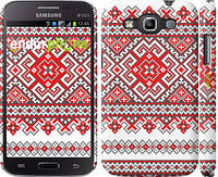 "Чехол на Samsung Galaxy Win i8552 Вышиванка ""2316c-51"""