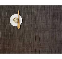 Коврик для сервировки стола CHILEWICH BAMBOO 35*48 см (0025-BAMB-CHOC)