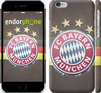 """Чехол на iPhone 6 Бавария Мюнхен 3 """"1563c-45"""""""