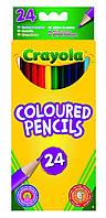 Карандаши Цветные карандаши (24 шт), Crayola (3624)