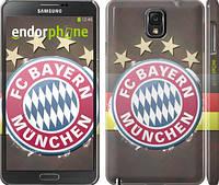 "Чехол на Samsung Galaxy Note 3 N9000 Бавария Мюнхен 3 ""1563c-29"""