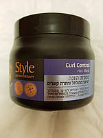 Маска для кудрявых волос Style Israel