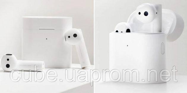Наушники Xiaomi Airdots pro 2 mi air 2 (TWSEJ02JY) Беспроводные Bluetooth 5.0 True Wireless True