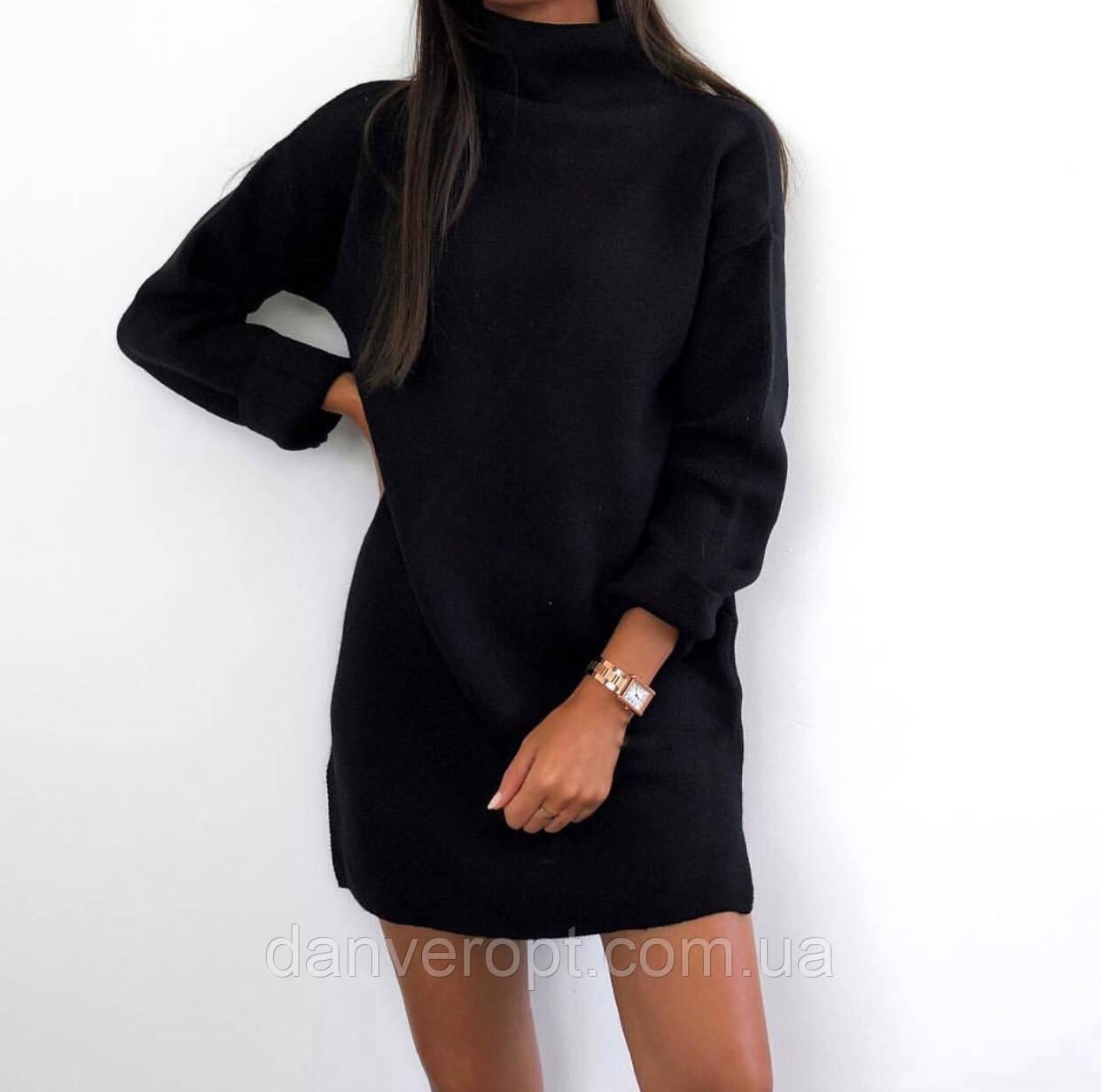 Платье женское стильное модное размер универсальный 42-46 купить оптом со склада 7км Одесса