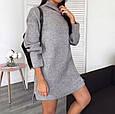 Платье женское стильное модное размер универсальный 42-46 купить оптом со склада 7км Одесса, фото 6