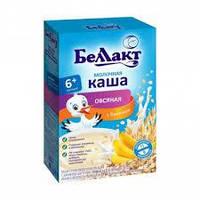 Каша сухая молочная овсяная быстрорастворимая для детского питания