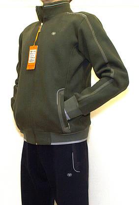 Чоловічий теплий спортивний костюм  PIYERA 5012 (M-3XL), фото 3