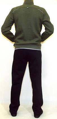 Чоловічий теплий спортивний костюм  PIYERA 5012 (M-3XL), фото 2