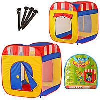 Палатка для детей Bambi куб (M 0505)