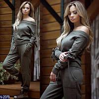 Спортивный костюм женский - Волна