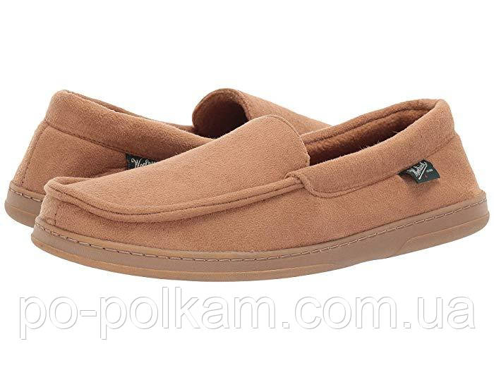 Мужские байковые туфли, мокасины woolrich р. 42 и 46, фото 1