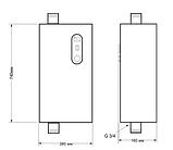 Котел электрический «TENOX» Power 380В / 18-24-30 кВт, фото 3