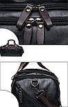 Чоловіча сумка дорожня, фото 7