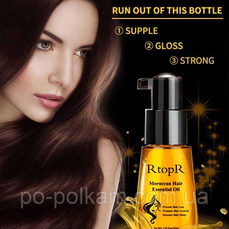 Марокканское масло для волос RtopR, фото 1