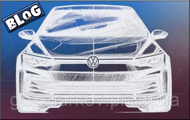 Видео: эволюция Volkswagen Golf за 30 секунд.