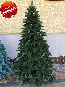 Литая елка Елитная 1.80м. зеленая (Бесплатная курьерская доставка)