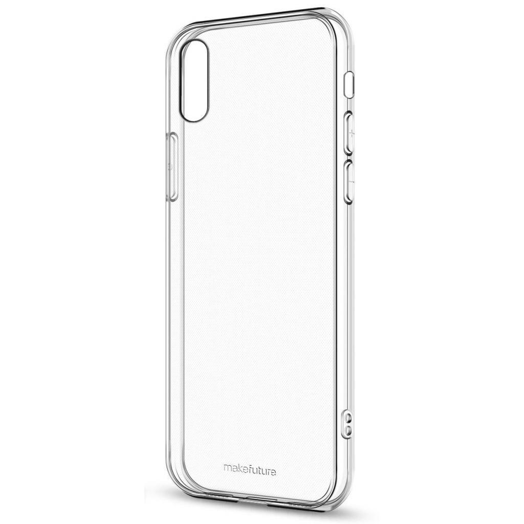 Чехол для моб. телефона MakeFuture Air Case (TPU) Apple iPhone XS Max Clear (MCA-AIXSMCL)