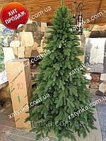 Литая елка Елитная 2.10м. зеленая / Лита ялинка / Ель
