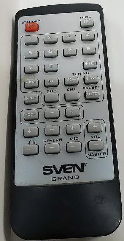 Пульт для акустики SVEN GRAND