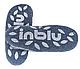 Тапочки женские Inblu серые, фото 2
