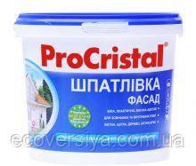 Шпатлевка Фасад ИР-21, 15 кг (ПроКристал,Ирком)