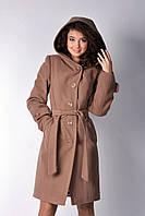 Женское демисезонное пальто Карина
