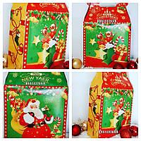 Новогодняя коробка на конфеты
