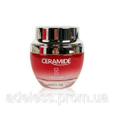 Укрепляющий крем для кожи вокруг глаз с керамидами Farm Stay Ceramide Firming Facial Eye Cream, 50мл