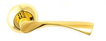 Ручки дверные Safita 119 R41 GP - золото