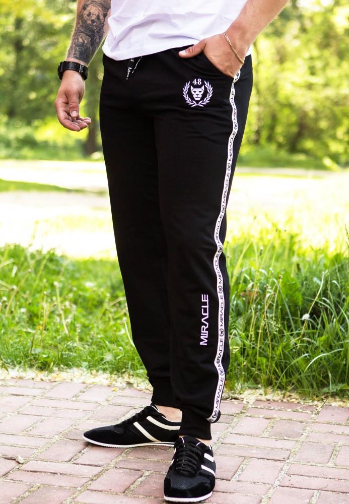 Спортивные штаны Miracle Lampholder 20425 черные