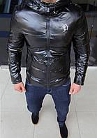 Куртка мужская Bikkembergs H0014 черная, фото 1