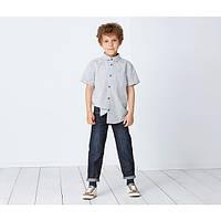 Стильные джинсы Kids от тсм Tchibo (чибо), Германия, размер 146-152 см, фото 1