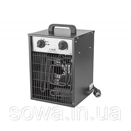 ✔️ Обогреватель Электрический  BLACK STORM RM 80401 ( 3,3 KW ), фото 2