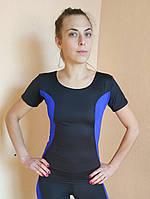 Одежда для спорта. Футболка (фитнес, пилатес,йоги) 42-48 размер